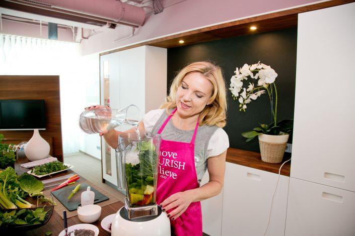 Kochkurse mit Conny Hörl in Salzburg - PURE Zentrum