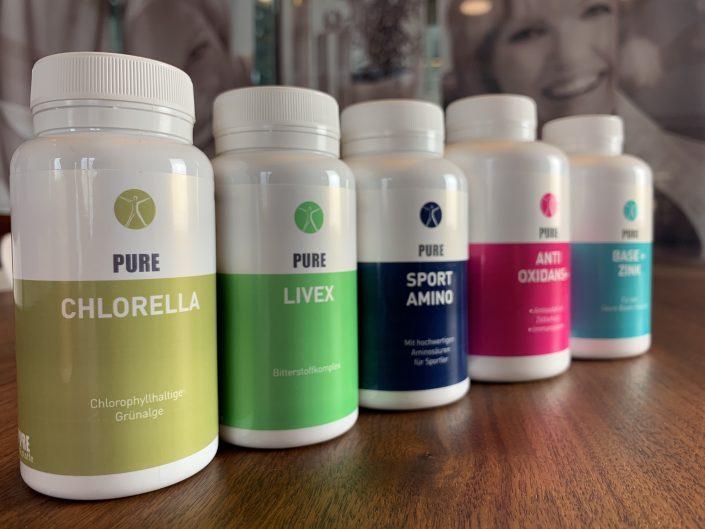 PURE Vitalstoffe - Vitalstoff-Beratung