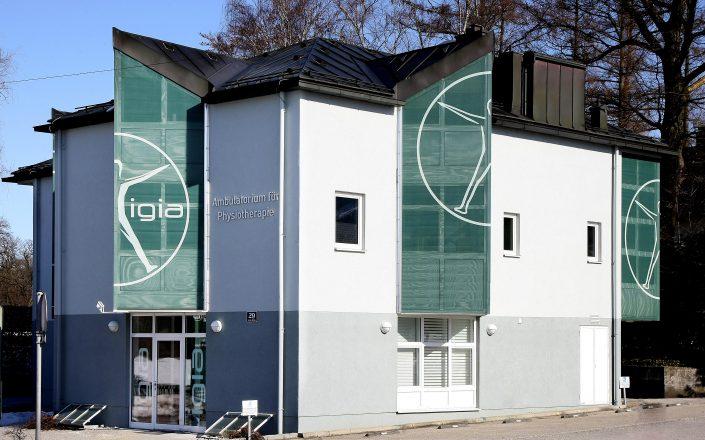 igia - Ambulatorium für Physiotherapie in Aigen Salzburg